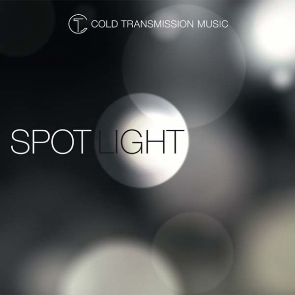 "V.A. - ""SPOTLIGHT"" (A Cold Transmission Compilation) - Compact Disc"